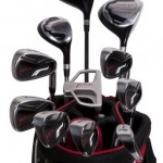 Pinemeadow Pre 16 Piece Complete Golf Set